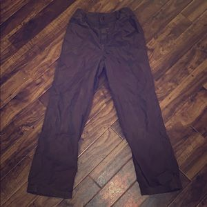 Gymboree lined pants